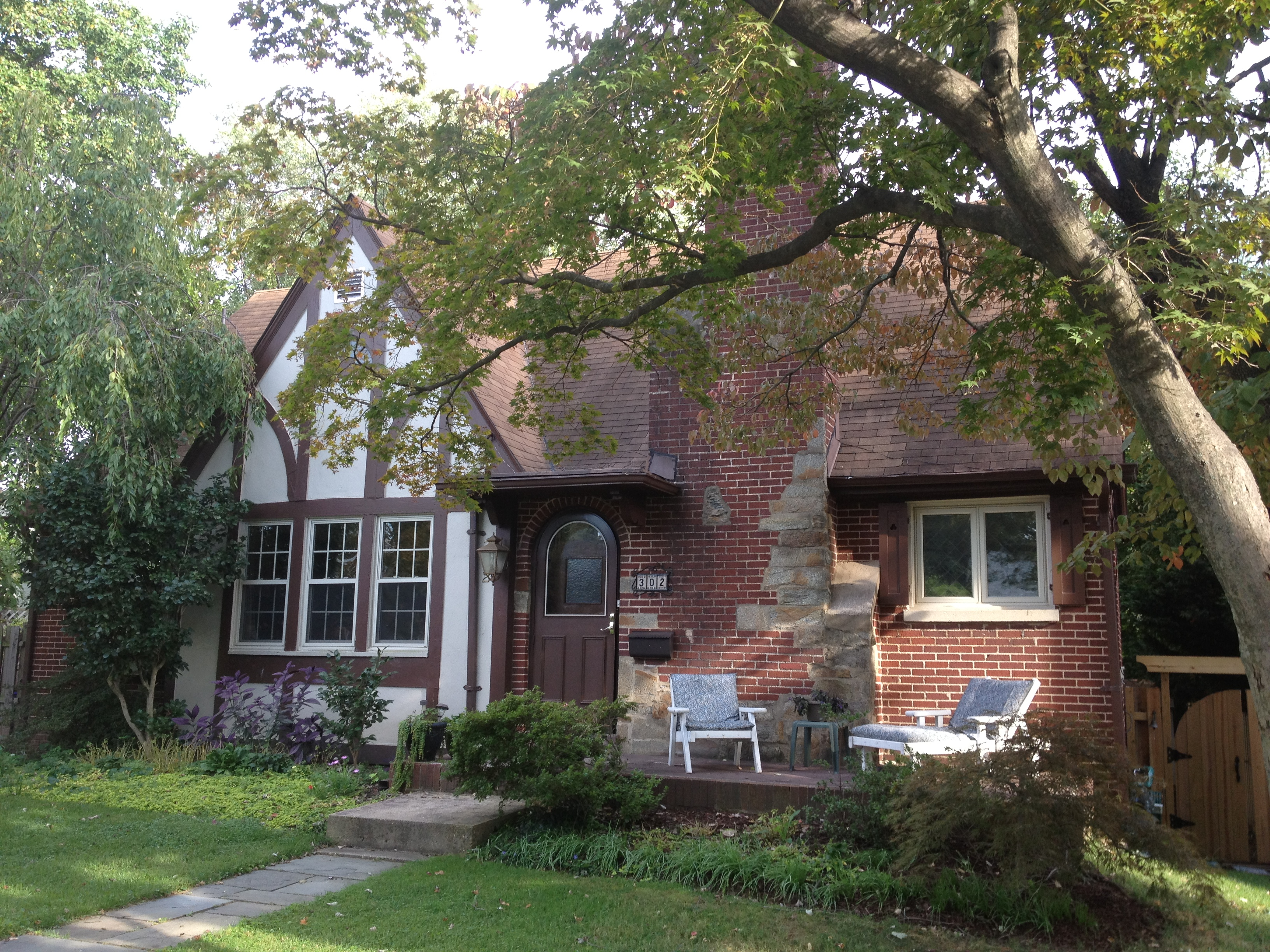 Sears from the palisades to silver spring a couple of for Victorian kit homes
