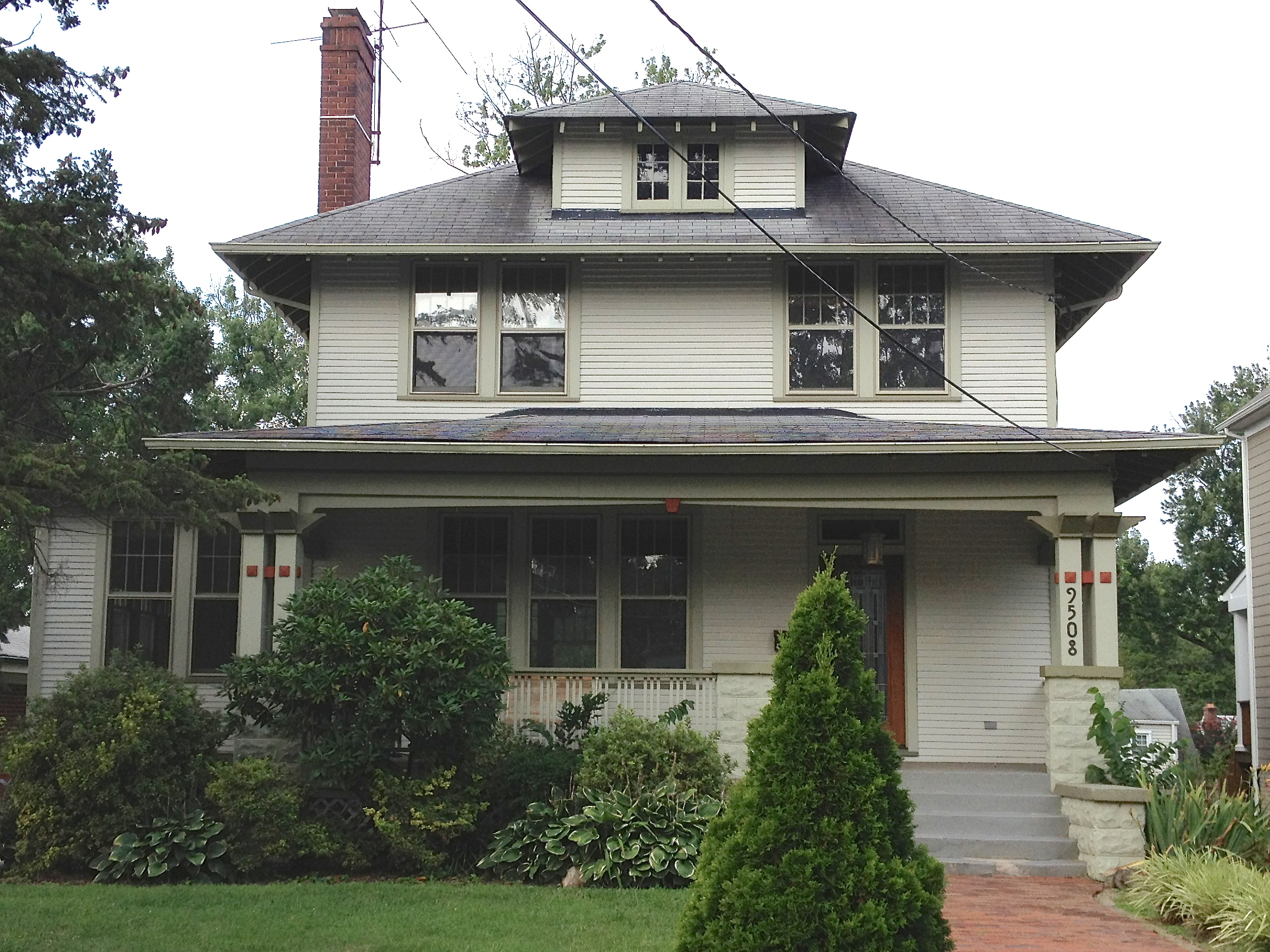 Fullerland Or Wooderton A Case Of Hybrid Sears House Dc