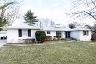 NEW Sunny, Renovated California-style Ranch In Chevy Chase at  for