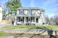 [UNDER CONTRACT] 8-Year Old East Bethesda Colonial at 4303 Lynbrook Drive, Bethesda, MD 20814, USA for $1,250,000