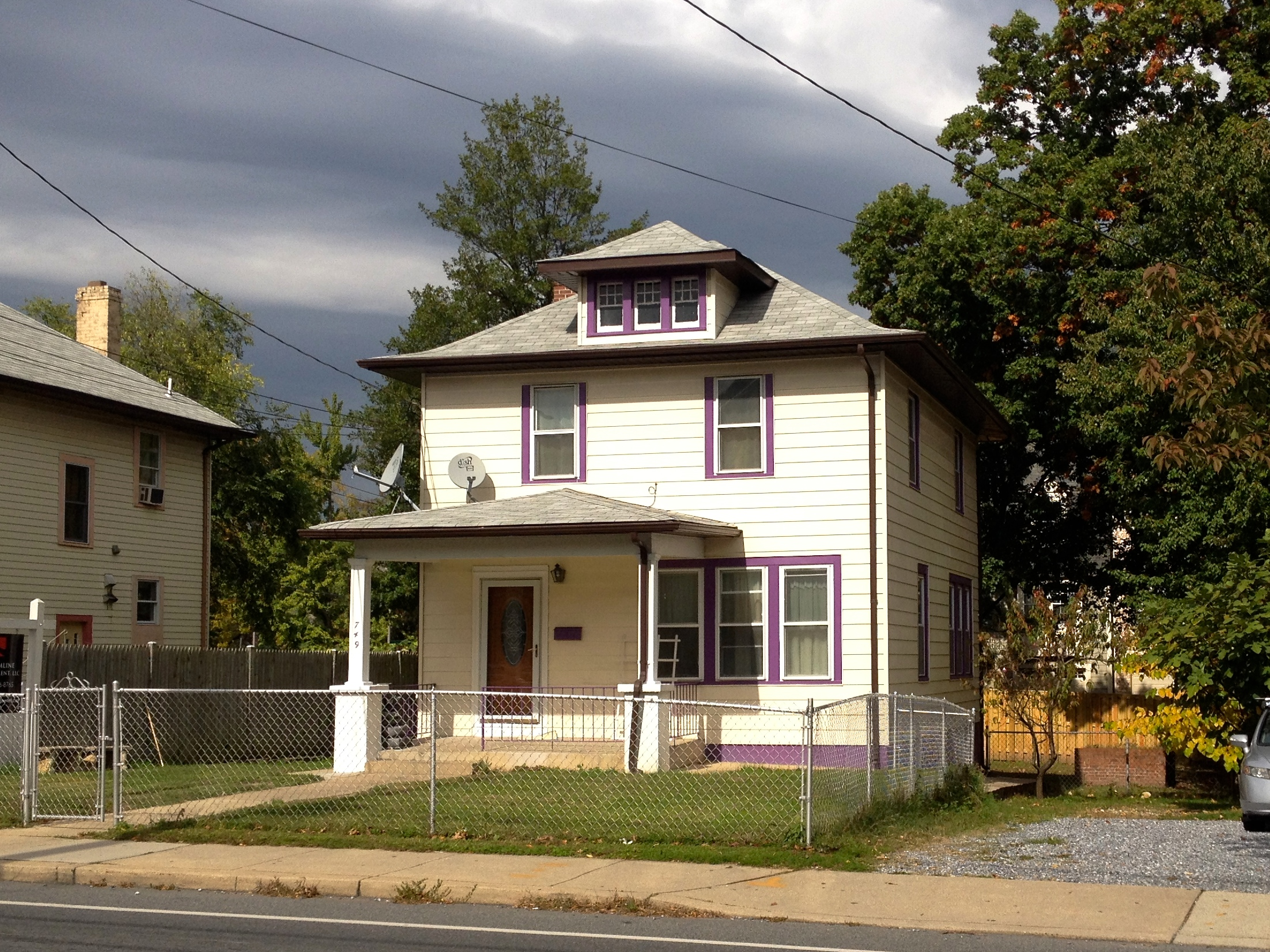 This aladdin needs a magic lamp dc historic kit houses for American foursquare homes for sale